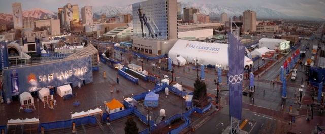 2002 Salt Lake City Winter Games