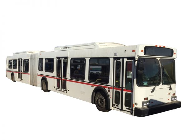 60 ft Low Floor Transit Buses
