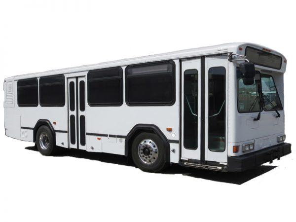 30 ft High Floor Transit Buses