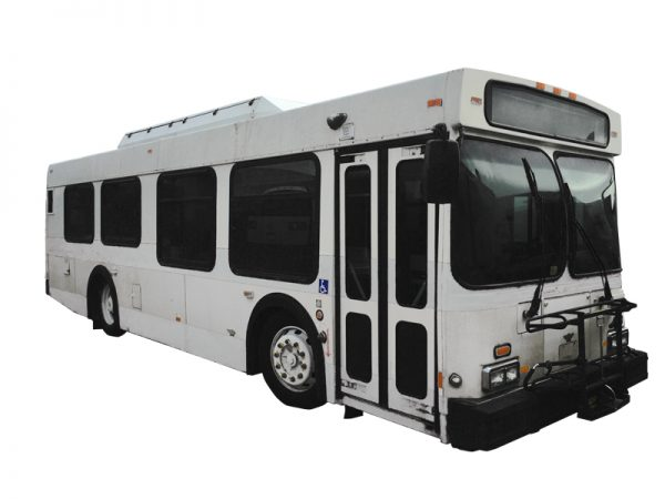 35 ft Low Floor Transit Buses