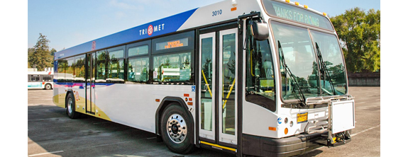 Complete Coach Works Announces Award to Install Driver Protection System Units in 478 New Flyer and Gillig Buses for TriMet