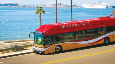Complete Coach Works Receives Contract to Conduct Mid-Life Rehabilitation Work on Long Beach Transit Buses