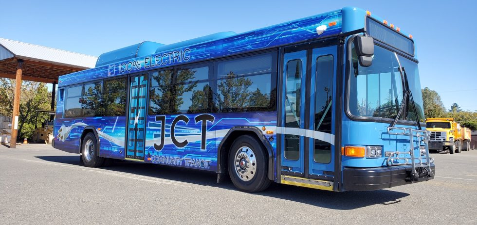 Complete Coach Works Receives Contract for Remanufactured ZEPS Buses for Josephine Community Transit