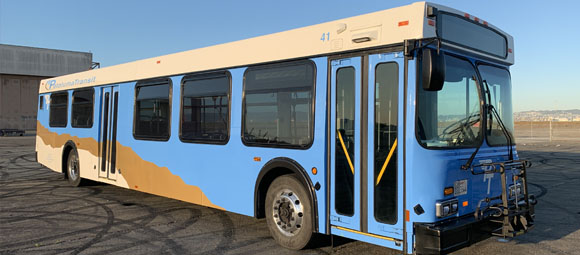 Complete Coach Works Announces Contract for Petaluma Transit Bus Rehabilitation