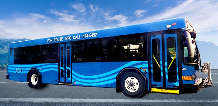Complete Coach Works Delivers Final Remanufactured Bus to Josephine Community Transit
